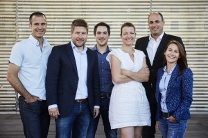 Hannes Ley, Holger Schneider, Hans-Friedrich Bünte, Stefanie Kunhen, Vincent Schmidlin, Lea Stenger
